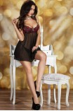 Γυναικείο Babydoll - Chilirose Babydoll and String CR-3496