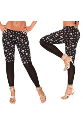 Κολάν - Sexy Leggings 2in1 K9010
