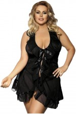 PLUS SIZE Babydoll - AS Acre AS10001
