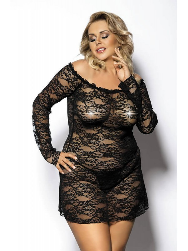 PLUS SIZE Babydoll - AS Orangina AS10006