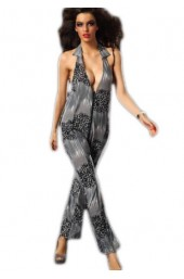 Ολόσωμη Φόρμα - Fashion Fabulous Backless Jumpsuit ES5251-5