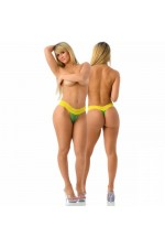 Sensualle Boa Sorte Light Yellow SL0390