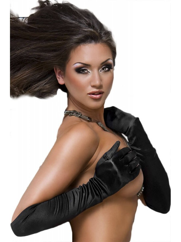 Γάντια - Chilirose Satin Gloves CR-3192