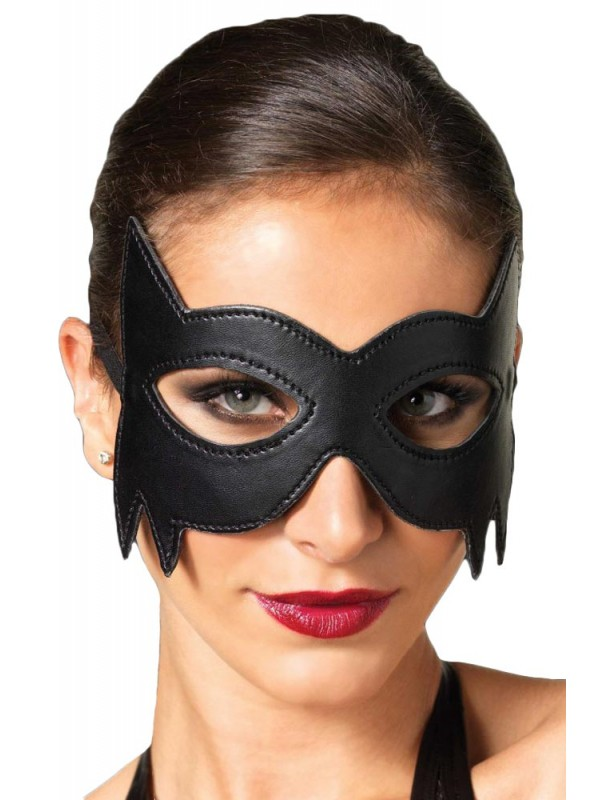 Μάσκα - Leg Avenue Faux Leather Fantasy Eye Mask LG2001