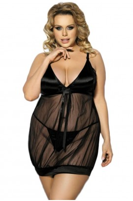 PLUS SIZE Babydoll - AS Solange AS10020