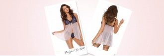 Γυναικείο Babydoll – Excellent Beauty D-334 – Summer is coming in colours