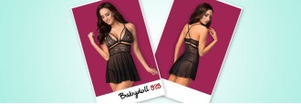 Γυναικείο Babydoll Obsessive 838 – Sexy, unique and absolutely enchanting