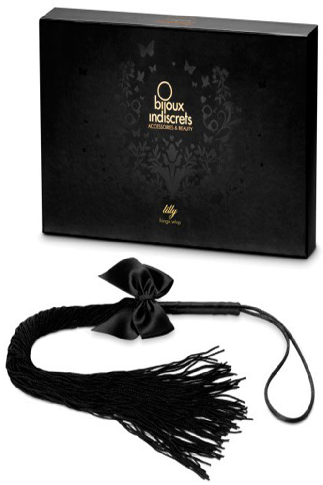 Lilly Fringe Whip - Biloux Indiscrets S4F05668